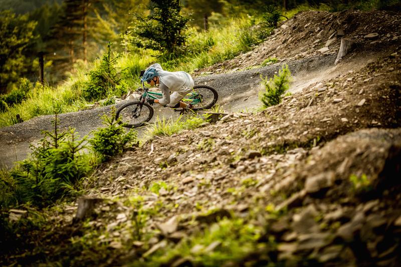 Szczyrk enduro trails