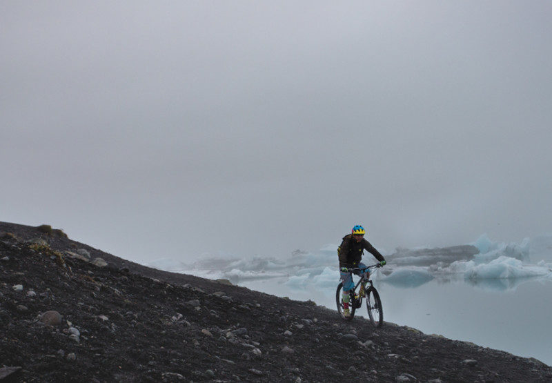 THE BEST MOUNTAIN BIKE TRAILS - ICELAND
