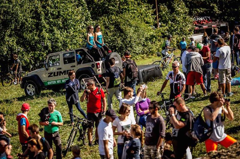 Bike park Kluszkowce