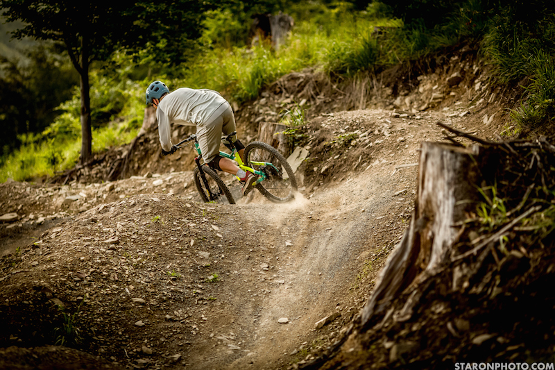 MOUNTAIN BIKE TRAILS - MOLINI FREERIDE