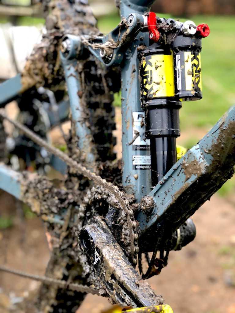 enduro bike zumbi 1