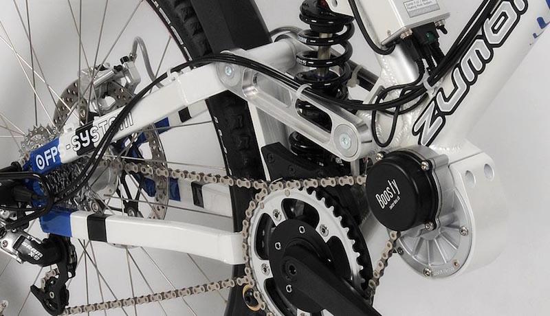 Składanie roweru elektrycznego