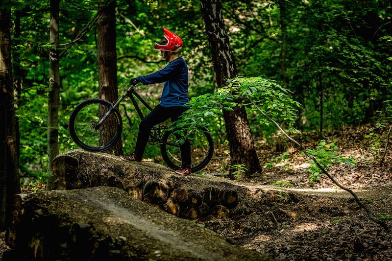 Rower downhillowy