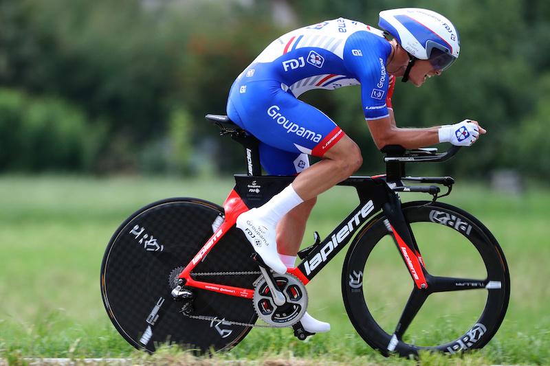Prawidłowa pozycja na rowerze