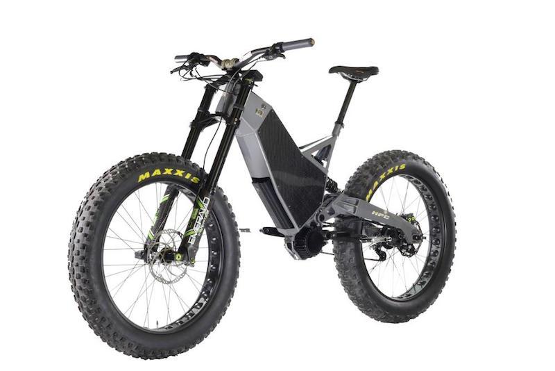 Mocne rowery elektryczne USA